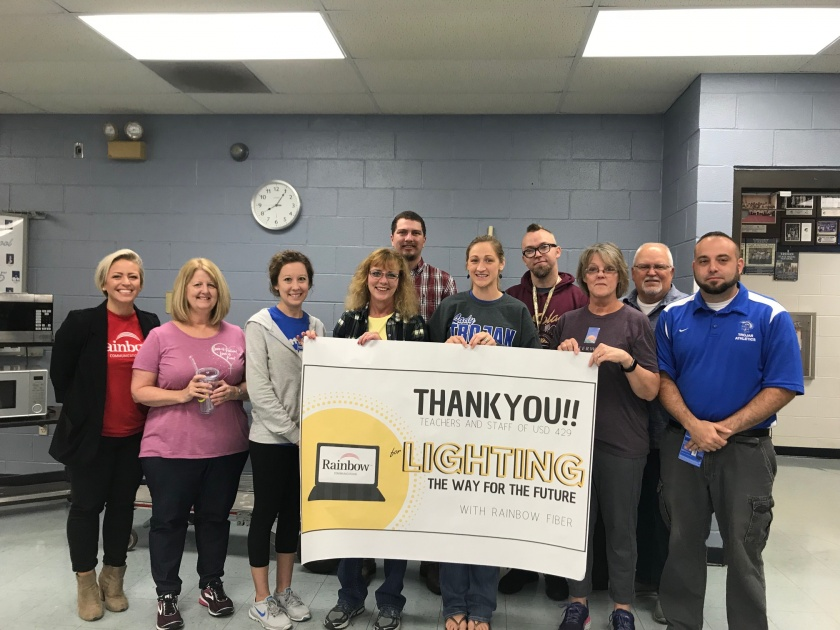 Troy Teacher Campaign Drawing Winners