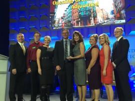 Rainbow receives Smart Rural Community Award